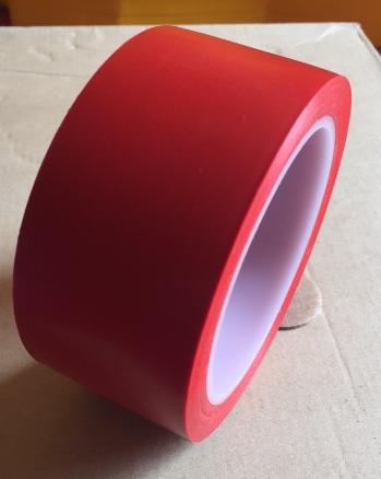 Băng dính dán nền màu đỏ HQ