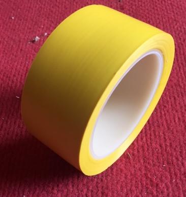 Băng dính dán nền màu vàng HQ