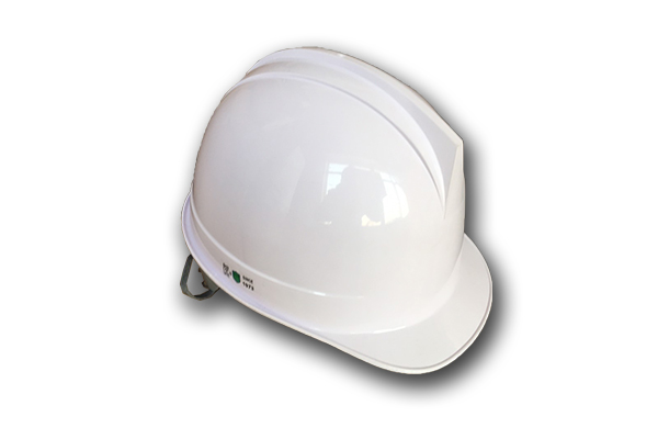 Mũ bảo hộ lao động Hàn Quốc KUKJE màu trắng