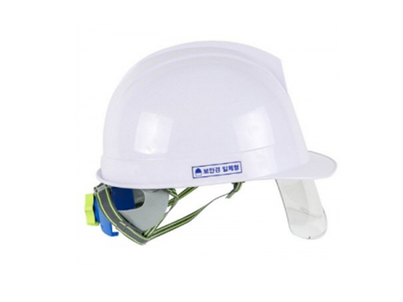 Korean hat safety glasses Kukje white
