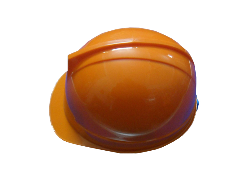 Korean helmets orange