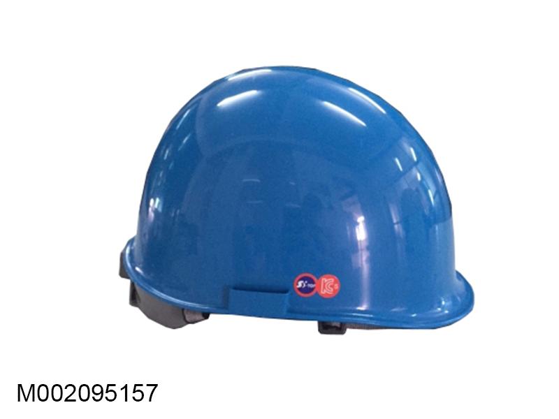 Mũ STOP màu xanh blue kiiểu nhật mã STH-2003A
