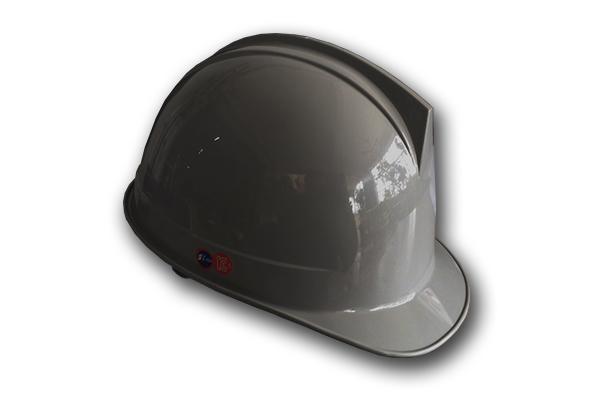 Mũ bảo hộ Hàn Quốc SStop màu ghi