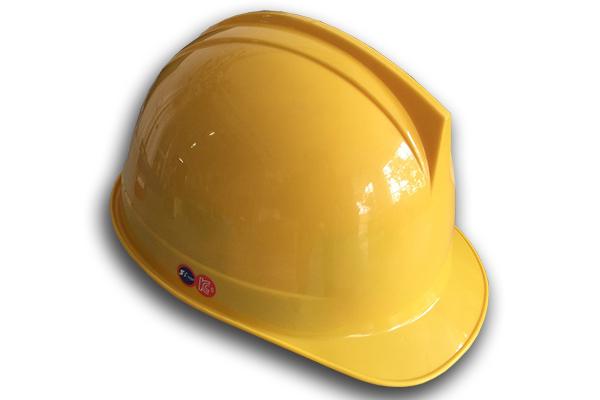 Mũ bảo hộ Hàn Quốc SStop màu vàng