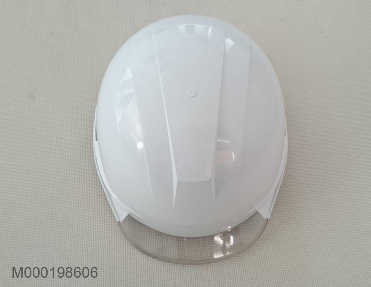 Mũ bảo hộ KUKJE Hàn Quốc  KJH-AV01 có lỗ thoáng màu trắng