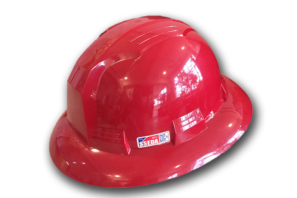 EXPLORER SAFETY HELMETL(Red)