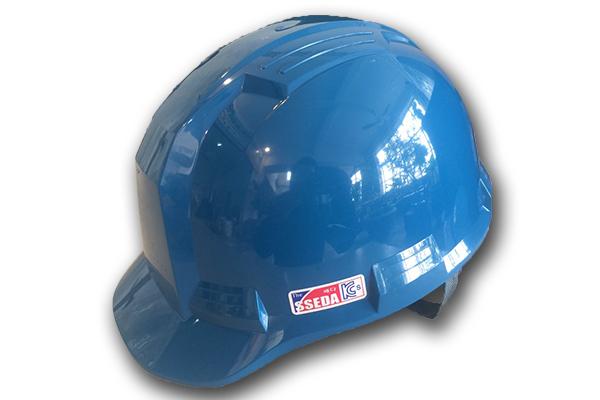 SSEDA IV helmets Korean blue plane