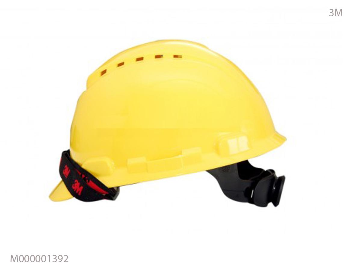 Mũ an toàn Mỹ 3M vàng