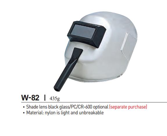 Mặt nạ hàn cầm tay OTOS Model W-82