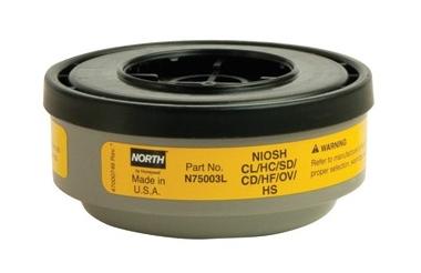 Phin lọc N75003L lọc hữu cơ và khí gas