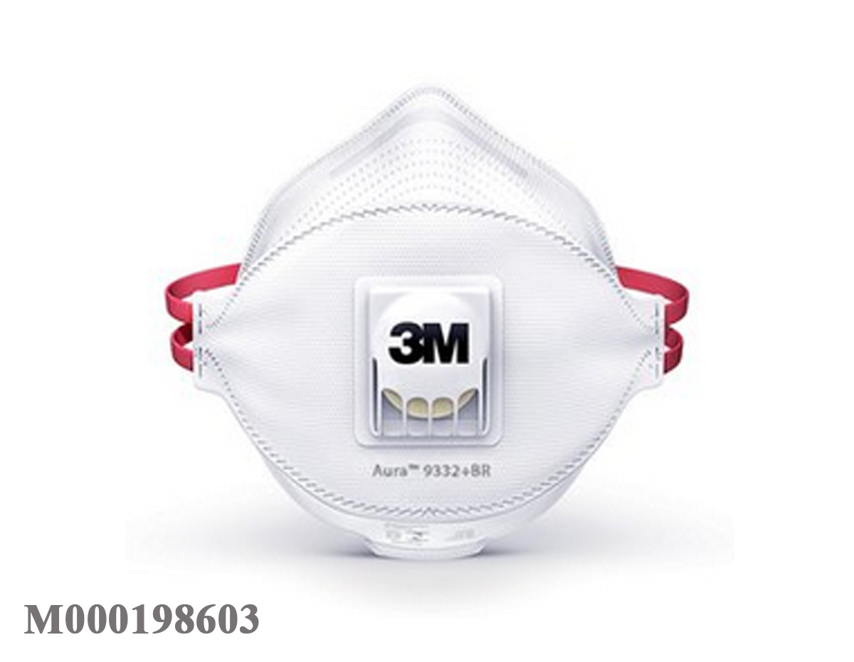 3M 9332 mask dust filter