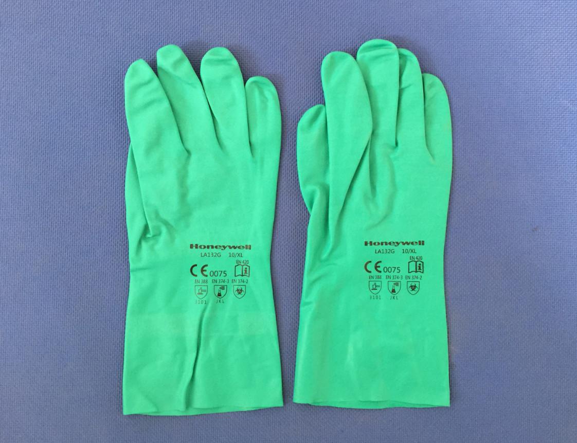 Găng tay chống hóa chất LA132G