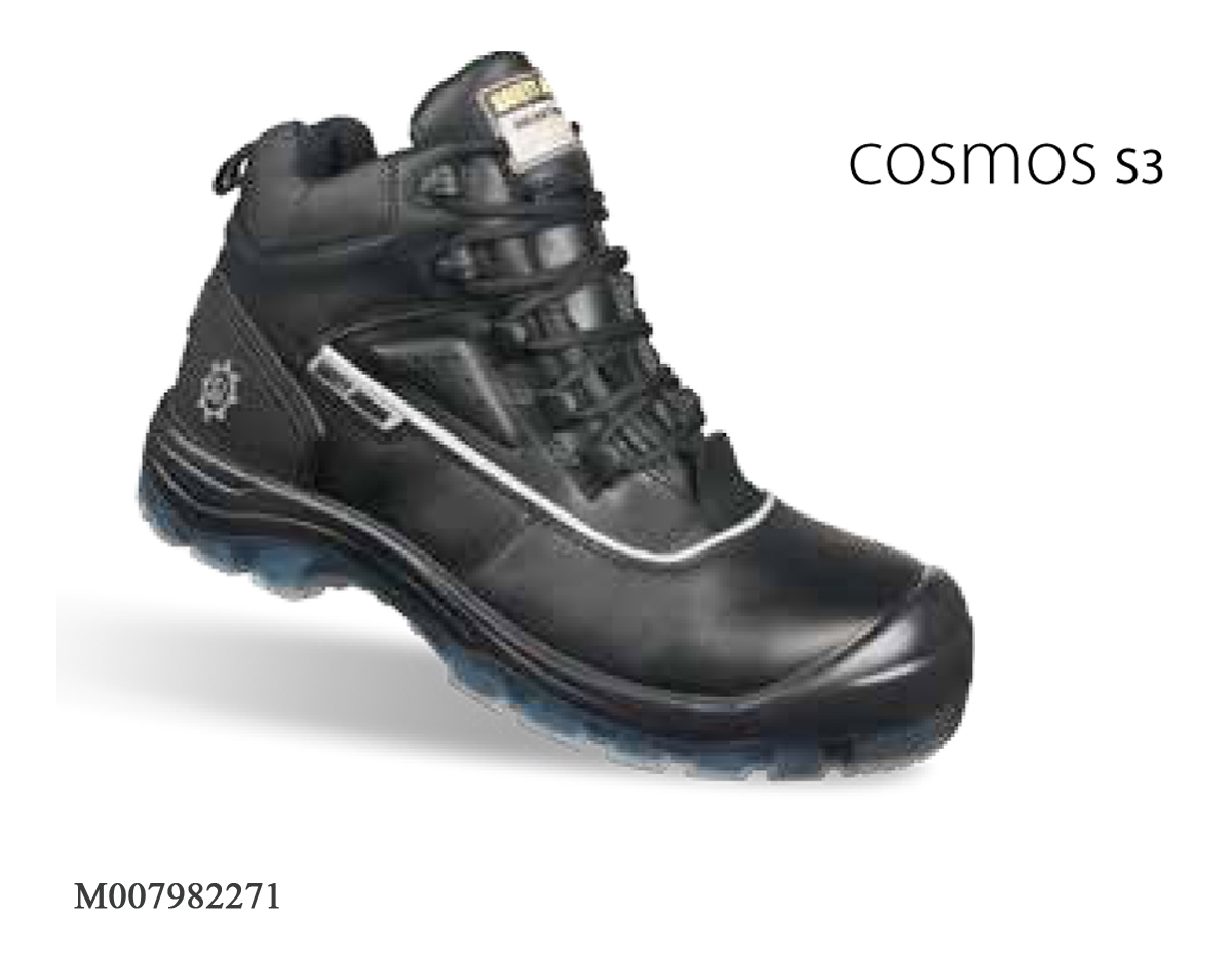 Giầy bảo hộ lao động Jogger Cosmos  s3