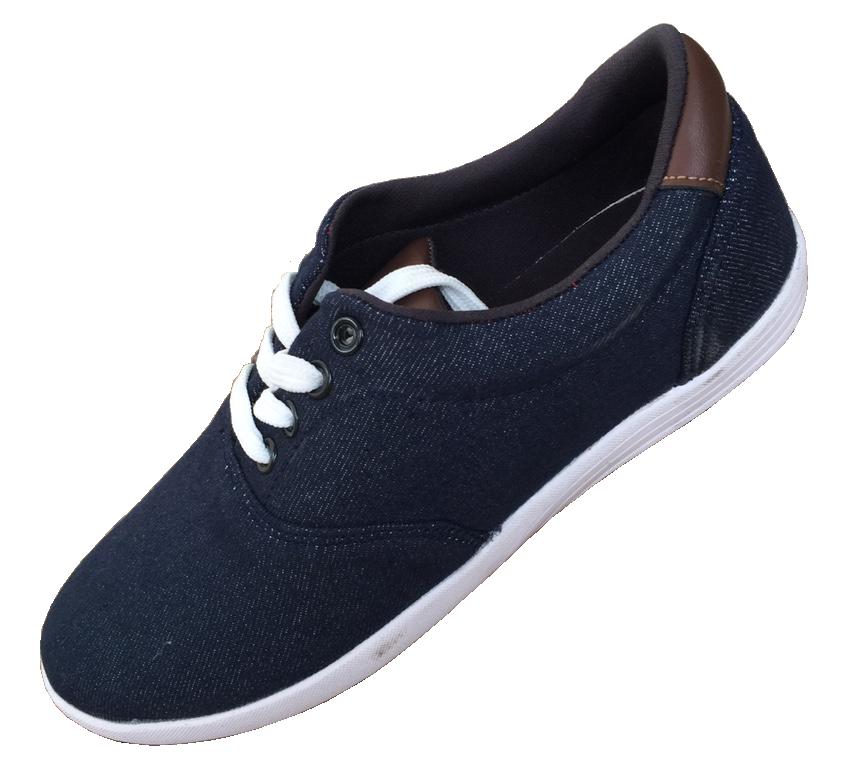 Giày vải đế kếp - Mẫu 01