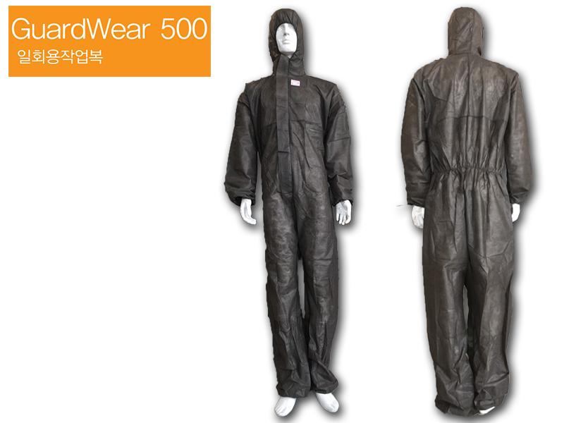 Quần áo chống hóa chất Guardwear 500
