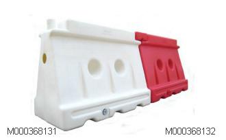 Barrier an toàn Hàn Quốc (trắng - đỏ)